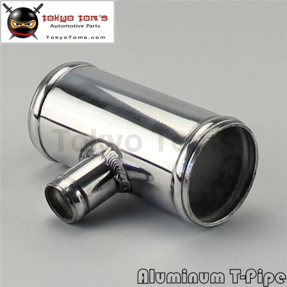 2.25 57Mm Od Aluminium Bov T-Piece Pipe Hose 3 Way Connector Joiner Spout 25Mm Aluminum Piping
