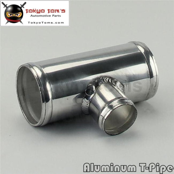 2.25 57Mm Od Aluminium Bov T-Piece Pipe Hose 3 Way Connector Joiner Spout 35Mm Aluminum Piping