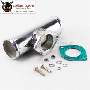 2.25 57Mm T-Pipe Aluminum Bov Adapter Pipe For 30Psi Type S/rs L=150 Piping
