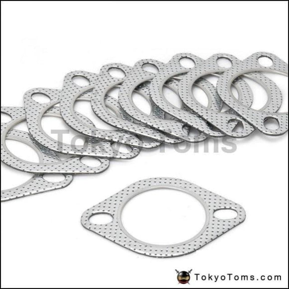 2.5 Inch Decat Pipe Exhaust Gasket For Subaru Impreza Wrx Sti Outback / Legacy Turbo Parts