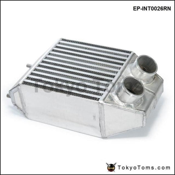 2 Row Racing Aluminum 5 Side Mount For Renault R5 Gt Turbo Super Capacity Intercooler