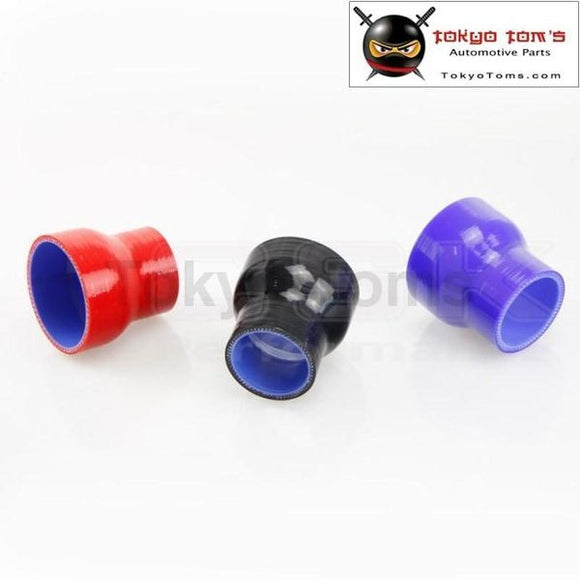 2 To 2.36 Straight Reducer Silicone Turbo Hose Coupler 51Mm - 60Mm