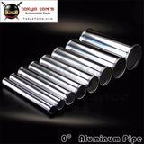 22Mm 7/8 Inch Straight Intercooler Aluminum Turbo Pipe Straght Piping Tube Length 300 Mm Piping