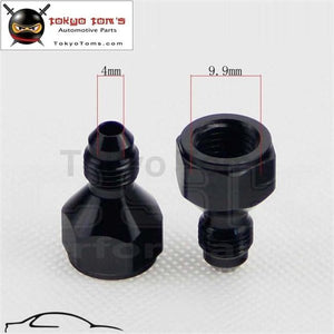 2Pcs 4An An4 Female To An3 3An Male Reducer Expander Hose Fitting Adaptor