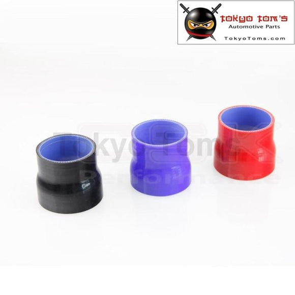 3 1/8 To 2 3/4 Straight Reducer Silicone Turbo Hose Coupler 70Mm - 80Mm