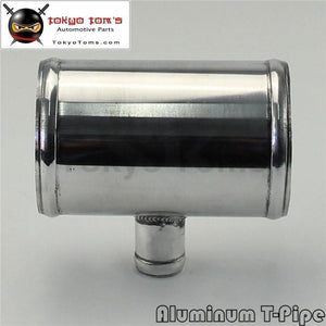 3 76Mm Od Aluminium Bov T-Piece Pipe Hose Way Connector Joiner Spout 25Mm Aluminum Piping
