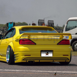 326 Power Style Wing Rear Spoiler - 1989-2002 S13 Silvia PS13 S14 S14A FRP Fiber Glass
