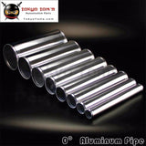 32Mm 1.26 Inch Aluminum Intercooler Intake Turbo Pipe Piping Tube Hose L=300Mm