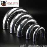 35Mm 1.38 Inch Aluminum Intercooler Intake Pipe Piping Tube Hose 180 Degree