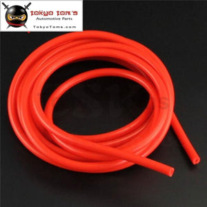 3Mm Id Silicone Vacuum Tube Hose 5 Meter / 16Ft Length - Blue Black Red