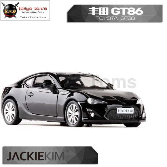 3Pcs/lot Wholesale Brand New Uni 1/36 Scale Japan Toyota Gt 86 Diecast Metal Pull Back Car Model Toy