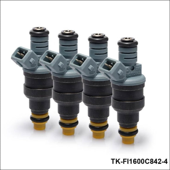 4Pcs/lot High Performance Fuel Injector 0280150842 1600Cc 0280 150 842/0280150846 For Chevy