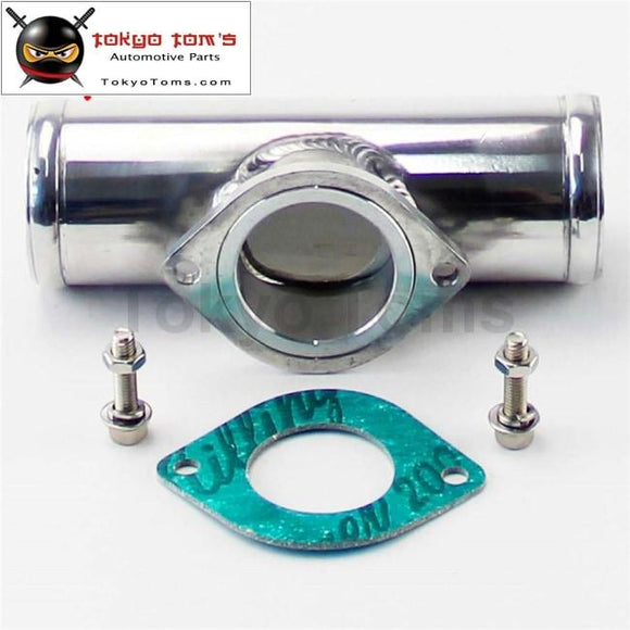 51Mm 2 Aluminum Type-S/rs/rz Turbo Blow Off Valve Bov Flange Adapter Pipe Piping