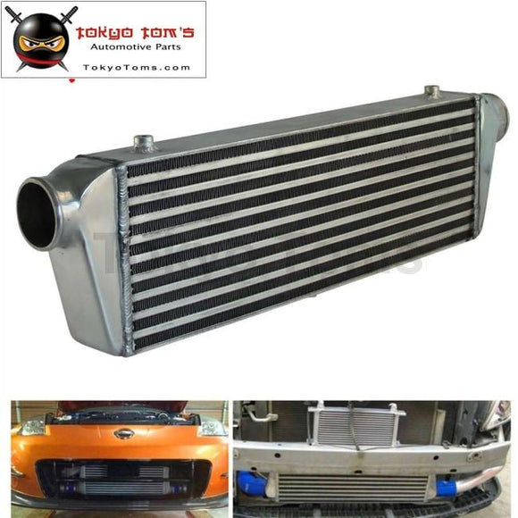 550*180*64 Fmic 2.5 In/outlet Universal Bar&plate Front Mount Turbo Intercooler