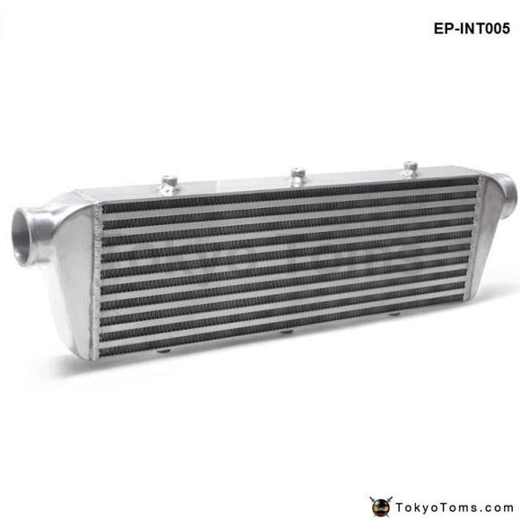 550X180X65Mm Universal Front Mount Turbo Intercooler For Honda Civic Nissan Toyota