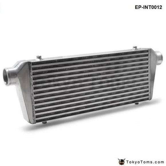 550X230X65Mm Universal Front Mount Turbo Intercooler For Honda Civic Nissan Toyota