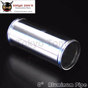 60Mm 2 3/8 Inch Aluminum Turbo Intercooler Pipe Piping Tube Tubing Straight L=150