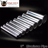 60Mm 2 3/8 Inch Straight Intercooler Aluminum Turbo Pipe Piping Tube Tubing Pipe