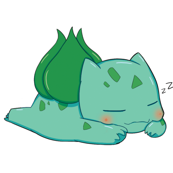 BULBASAUR (PEACH SCENT)