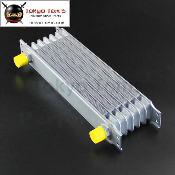 7 Row An10 Aluminum Engine Transmission Oil Cooler Fits For Nissan Toyota Honda Vw
