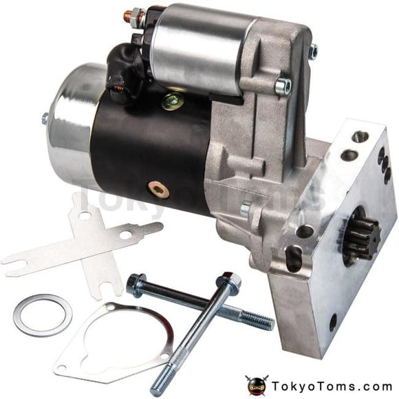 700Hp Small And Big Black Starter Motor For Chevy Gm Hd Mini 3Hp 305 350 454 Atp