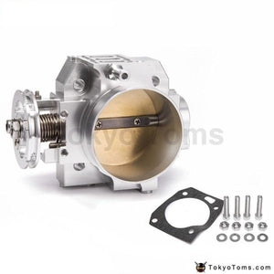 70Mm High Performance Racing Throttle Body For Honda/acura K-Series Engines Only Exhaust