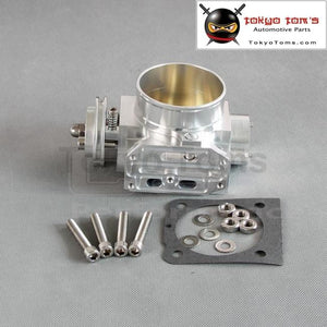 70Mm Throttle Body For Lancer Evo 1 2 3 4G63 Turbo S90 1992-1995