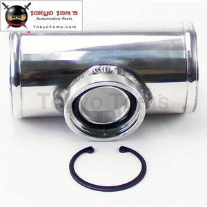 EPMAN Turbo Blow Off Valve 25MM BOV 2 Spring are 14PSI and 7PSI 4bar For VW silver