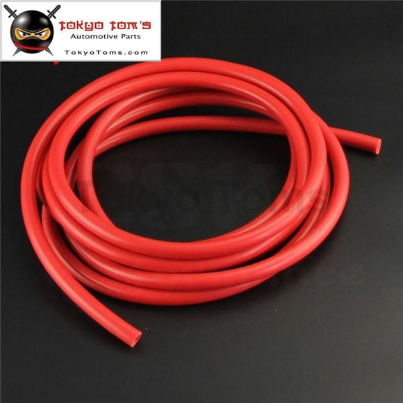 8Mm Id Silicone Vacuum Tube Hose 5 Meter / 16Ft Length - Blue Black Red