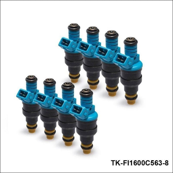 8Pcs/lot 0280150563 New Fuel Injector 1600Cc 152Lb/hr For Audi Chevy Ford Tk-Fi1600C563-8 Systems