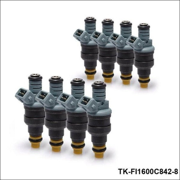 8Pcs/lot New High Performance Low Impedance 1600Cc 160Lb Ev1 Fuel Injectors Oem:0280150842 For Audi