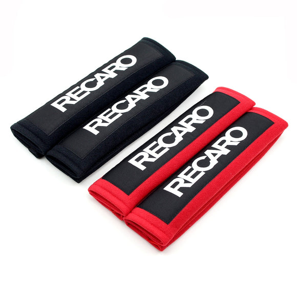 Recaro Seat Belt Pads (Set)