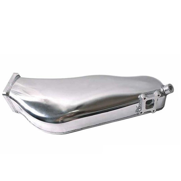 Nissan RB20 Polished Aluminum Turbo Intake Manifold