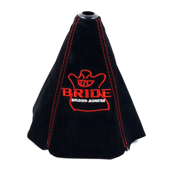 Universal Suede Bride Monster Shift Boot Cover