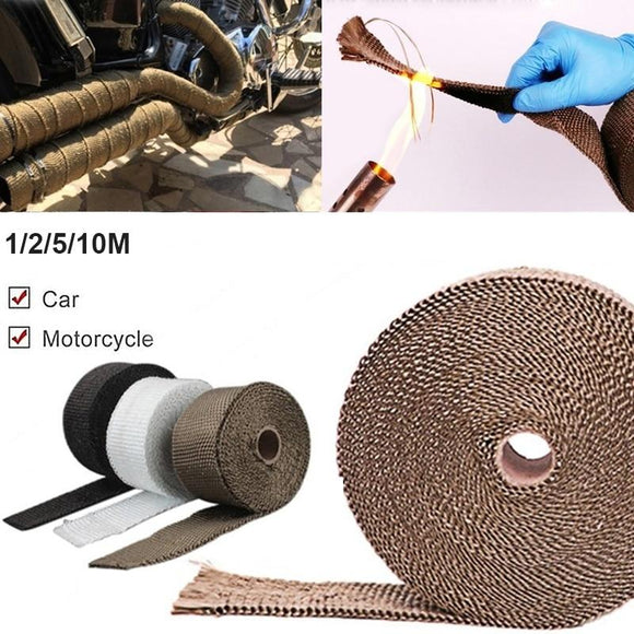 5M/10M Exhaust Heat Wrap