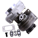 Turbocharger GT30 GTX3071R GT3071R GT3076 Turbo charger 4 bolts exhaust flange T3 Huge 4-BOLT 500+HPS  for .82 A/R .60 turbine