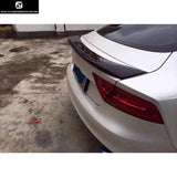 A7 RS7 Carbon Fiber Rear Spoiler rear Trunk Wing for Audi A7 RS7 Car Tail Lip Karztec style 10-14