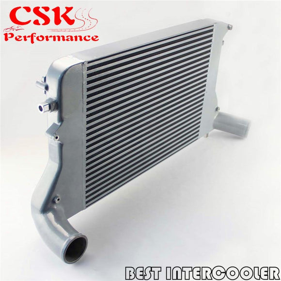 Upgrade Intercooler For Audi Seat Skoda VW 2.0T Fsi Silver