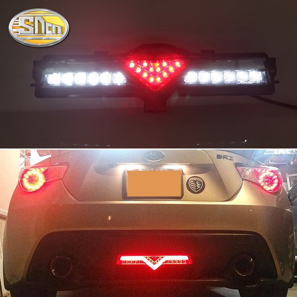 Toyota 86 GT 2013~/ Subaru BRZ 2013~ / Scion FR-S 2013~ Rear Reflector Bumper LED Brake Light