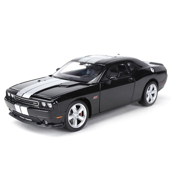 Welly 1:24 DODGE 2012 Challenger SRT Diecast Alloy Model Car Toy Car