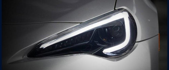 Subaru BRZ - GT86 - LED Headlight