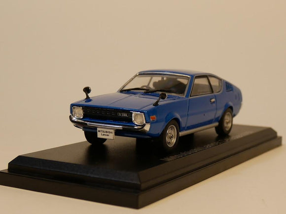 Auto Inn - NOREV 1:43 Mitsubishi Lancer Celeste 1975 Diecast model car