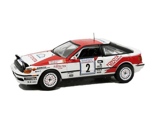 1:43 Toyota Celica GT4 1990 50th Anniversary Diecast Model Car