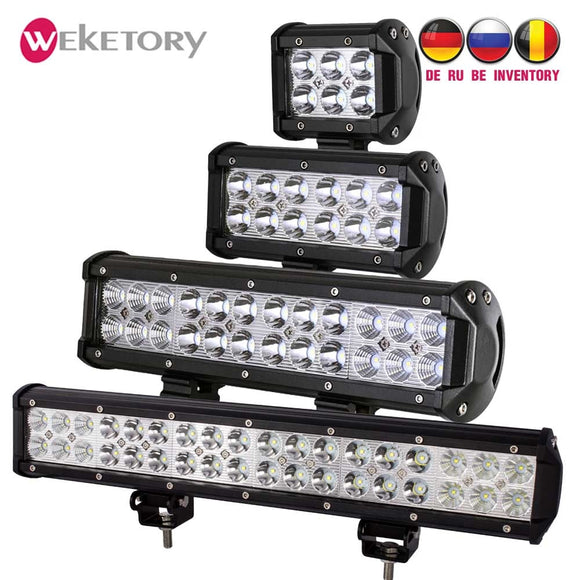 Weketory LED Light Bar