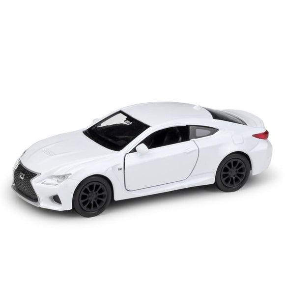 Welly 1:36 Lexus RC F Diecast Alloy Model Car Toy Car