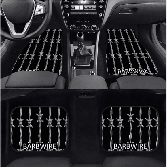Barbwire Floor Mats