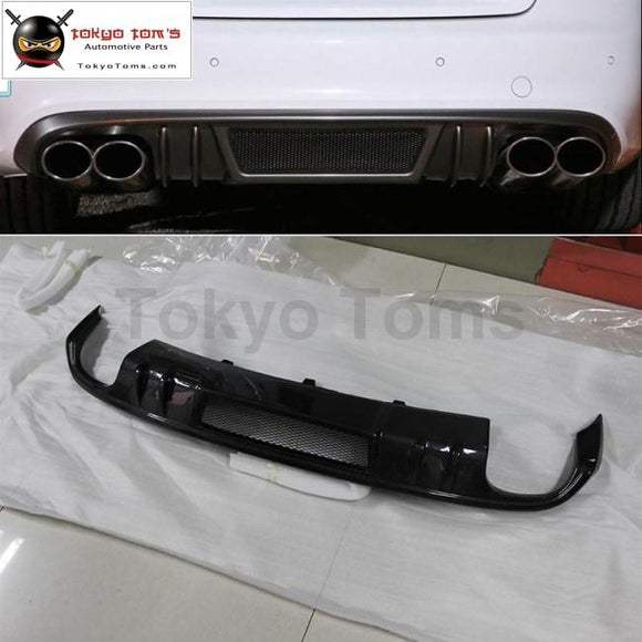A5 Coupe Dtm Style Carbon Fiber Rear Bumper Diffuser For Audi Car Bumper Lip 09-11
