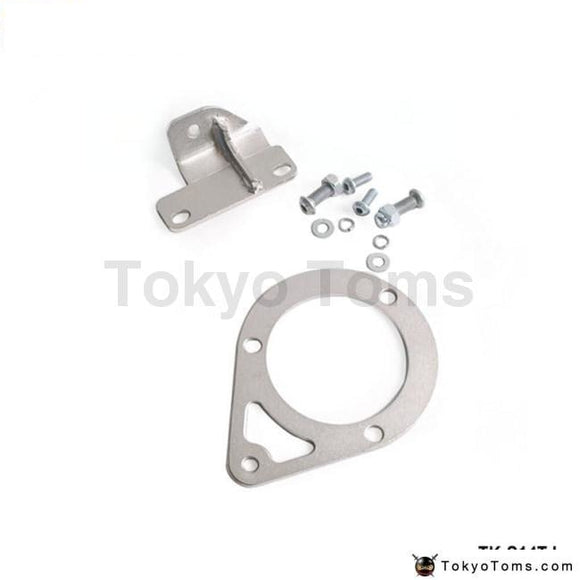 For 95-98 Nissan 240Sx S14 Silvia Engine Torque Damper Mounting Kit Chrome 96 97