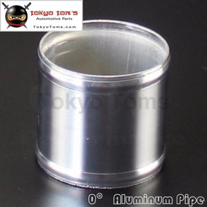Alloy Aluminum Hose Adapter Joiner Pipe Connector Silicone 70Mm 2 3/4 Inch Piping