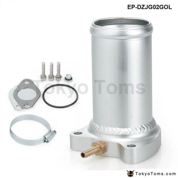 Aluminum Egr Exhaust Removal Kit Blanking Bypass For Mk4 98-04 Vw Beetle Golf Jetta Turbo Parts